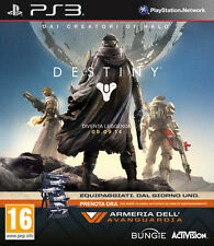Destiny Vanguard D1 Day One Edition PS3 Playstation 3 IT IMPORT