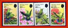 BR.VIRGIN ISLANDS 1982 HUMMINGBIRDS SC#422-25 MNH