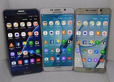 Samsung Galaxy Note 5 N920V 32GB (Unlocked Verizon) LCD Burn Black, Gold, White