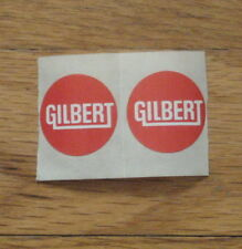 AMERICAN FLYER GILBERT ORIGINAL STICKERS SOLD IN PAIRS   MINT
