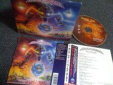 GAMMA RAY / no world order /JAPAN LTD CD OBI