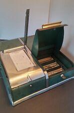 Antique/VTG Art Deco Cash Register- Cashier, Strong Box, Circa 1930s-40s, RARE!