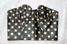 Polka Dot Hand-wash Only Regular Size Tops for Women