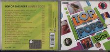 TOP POPS WINTER 2003  CD STING EIFFEL 65 BEYONCE LENE TEXAS SUGAR DADDY NEGRITA