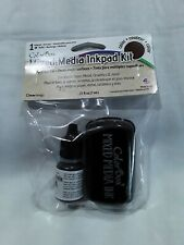 Colorbox mixed media ink pad kit Brown .25 fl oz New in Package