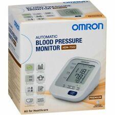 Omron HEM-7322 Automatic Blood Pressure Monitor