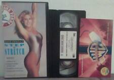 VHS ITA Documentario JANE FONDA'S STEP & STRETCH no dvd cd lp mc 45 (V25)