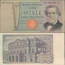 1000 lire 30/05/1981 G. Verdi fds