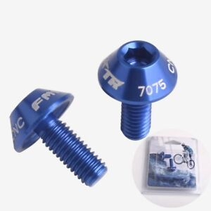 Water Bottle Screws Cage Mountain MTB Road Spare Parts 2Pcs New Useful 2019
