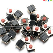 20pcs 6x6x2.5mm Tactile Push Button Switch Tact Switch Micro Switch 4 Pin SMD
