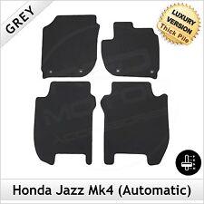 HONDA JAZZ automatico MK4 2015 in avanti Tailored LUX 1300g Tappetini Grigio
