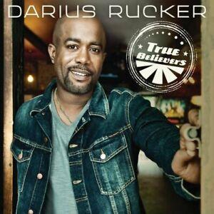 RUCKER,DARIUS-TRUE BELIEVERS (US IMPORT) CD NEW