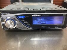 PANASONIC CQ-C7105U  STEREO CD MP3 WMA Player In Dash Receiver Tested Working