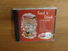 JAZZ COMPILATION : FOOD & DRINK : CD Album : YESTERDAYS MUSIC : C144