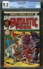 FANTASTIC FOUR #135 (1973) CGC 9.2 DRAGON MAN APPEARANCE NM-