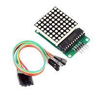 MAX7219 Dot Matrix Module MCU Steuerung Control Microcontroller für Arduino Set