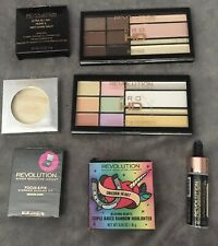 Makeup Revolution Lot Of 7