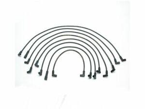 Delphi Spark Plug Wire Set fits Chevy K30 1985-1986 39WNTW