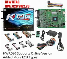 new KTAG V7.020 ECU Programming Tool Master Version with Unlimited Tokens