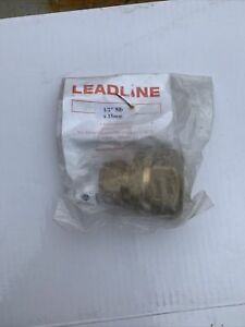 "Leadline 1/2"" 5lb X15mm Leadloc"