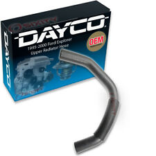 Dayco Upper Radiator Hose for 1995-2000 Ford Explorer 4.0L V6 - Engine qp
