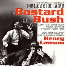 The Bastard from the Bush-CD (1994) Original Cast-Rodney Fisher-Robin Ramsay
