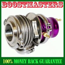 For Acura Integra BMW Audi Honda Accord Civic Emusa 50MM Vband Wastegate Purple