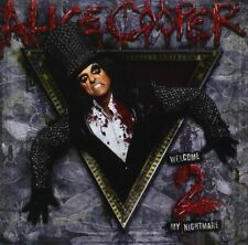 Alice Cooper Welcome 2 My Nightmare CD NEW SEALED 2011 I'll Bite Your Face Off+