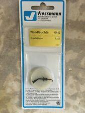 NIP Viessmann 6442 N Wall lamp small, LED warm-white
