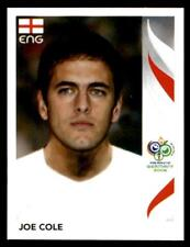 Panini World Cup 2006 - Joe Cole England No. 104