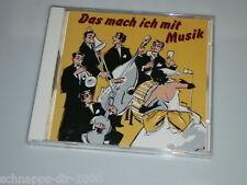 DAS MACH ICH MIT MUSIK CD DEUTSCH SCHLAGER MIT PAUL KUHN / BIBI JOHNS /
