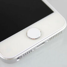 Metal Aluminium Home Button Sticker For Apple iPhone6 5S 5C 4 4S iPod Touch iPad