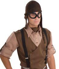 Sombreros, gorros y cascos sin marca color principal marrón para disfraces y ropa de época