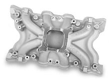 Weiand X-CELerator Intake Manifold 7516 Ford 351C Fits Ford 2V Heads