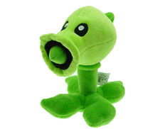 """Plants vs. Zombies The pea shooter green Plush toy Dolls Soft Toy Xmas Gift 6"""""""