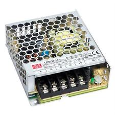 Switching power supply 36W 36V 1A ; MeanWell LRS-35-36 ; Transformer Driver