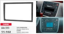 CARAV 11-102 2Din Marco Adaptador Kit Instalacion Radio VW Sharan FORD Galaxy
