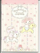 Sanrio My Melody Composition Notebook Merry Go Round
