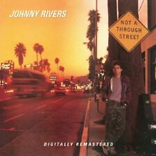 Not a Through Street by Johnny Rivers (CD, Mar-2018, BGO)