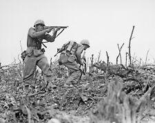 US Marines Okinawa 1945 World War 2 6x5 Inch Reprint Photo
