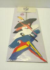 skyflight mobiles tropical birds paper like decor educational