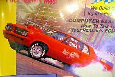 HIGH PERFORMANCE PONTIAC MAGAZINE October 1990 ESM POCI Western Meet SHOW