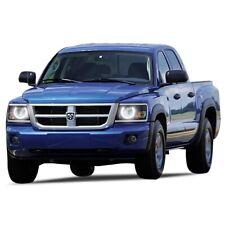 for Dodge Dakota 08-11 White LED Halo kit for Headlights