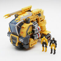 Transformers MFT MS-10 Pioneer Factory Survey Vehicle Action Figure Toy In Stock