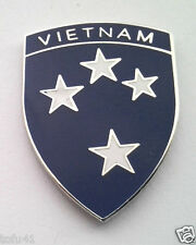 23rd INFANTRY AMERICAL DIVISION VIETNAM  Military Vet US ARMY Hat Pin P62471 EE