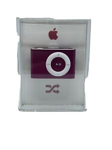 Sealed Apple iPod Shuffle 2nd Gen Special Edition Product RED 1GB A1204 New