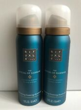 RITUALS The Ritual of Hammam Shower Gel 2 x 50ml Travel New *FAST POST*