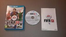 FIFA 13 (Nintendo Wii U) European Version Pal UK