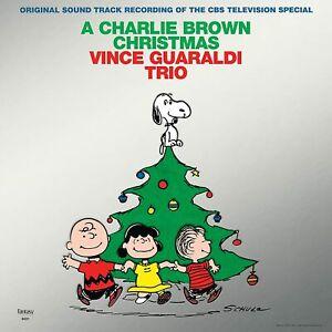 Vince Guaraldi Trio - A Charlie Brown Christmas - Silver Foil Edition Vinyl LP