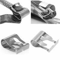 2x Universal Windscreen Wiper Linkage Rods Arms Link Mechanism Repair Clip Kit